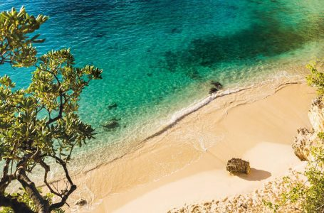 Celebrate Valentine's With The One You Love In The World's Most Beautiful Beaches